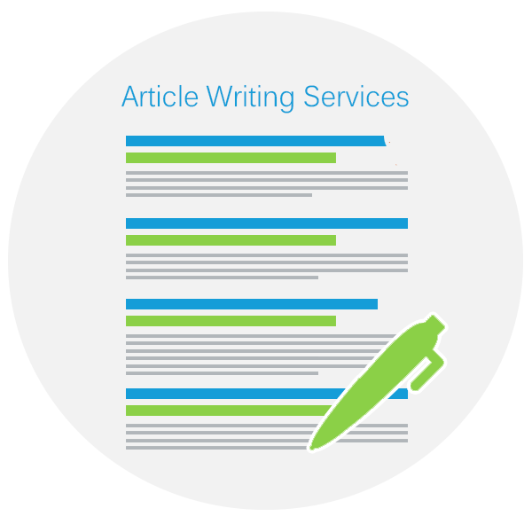 Article Writing Services in Ahmedabad, India - Content Writing Services